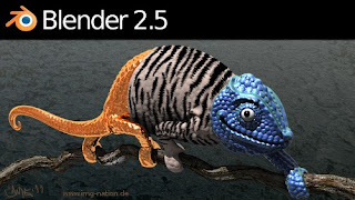 Blender 3D Nouvelle Version Stable [PPA]