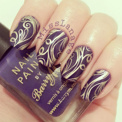 crumpets-33-day-challenge-favourite-pattern-nails