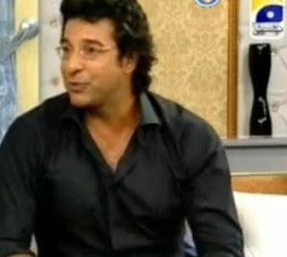Utho Jago Pakistan with Dr Shaista 15th October 2012 Wasim Akram