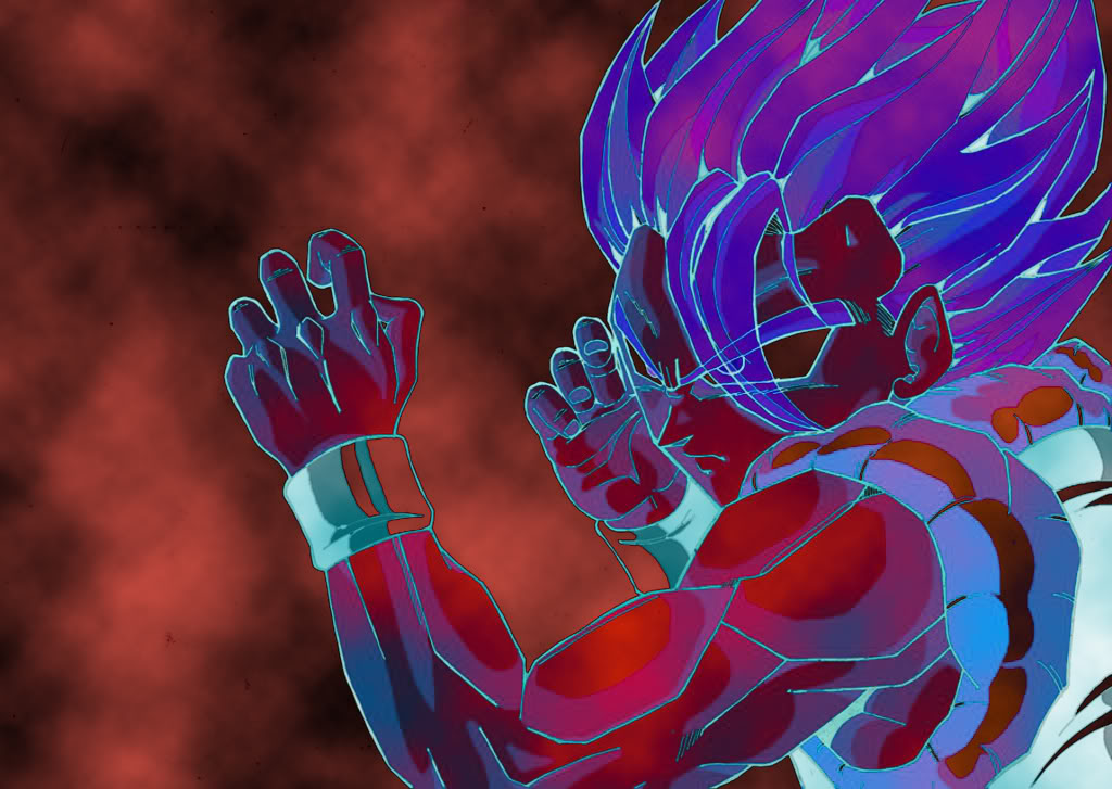 Dragon ball z wallpapers gogeta super saiyan - Super sayen 10 ...