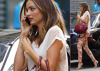 Miranda Kerr Reveals Her Healthy Living Habits » Gossip | Miranda Kerr