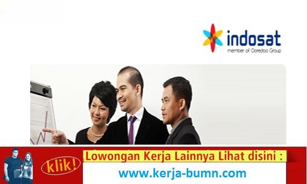 Info Lowongan Kerja Terbaru Sebagai Pricing Assistant - PT Indosat Tbk