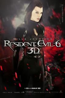 Resident Evil 6 (2014) Bioskop