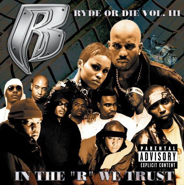 """Ruff Ryders - Ryde or Die, Vol. 3 - In the """"R"""" We Trust  Cover"""