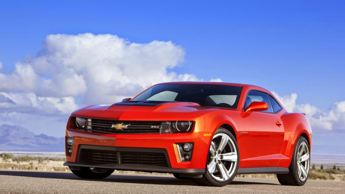 News Cars - 2014 Chevrolet Camaro ZL1 Coupe review notes