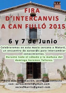 FIRA D'INTERCANVIS CAN FULLÓ