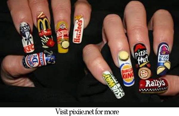 Extreme nail art designs wow factor nail pixiie creative do it yourself nail designs solutioingenieria Image collections