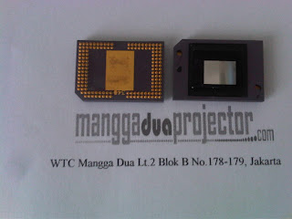 dmd chip benq mp515
