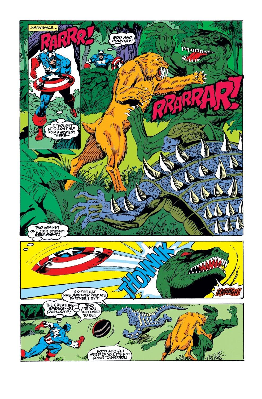 Captain America (1968) Issue #415 #364 - English 13