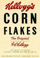 Corn Flakes Kellogg