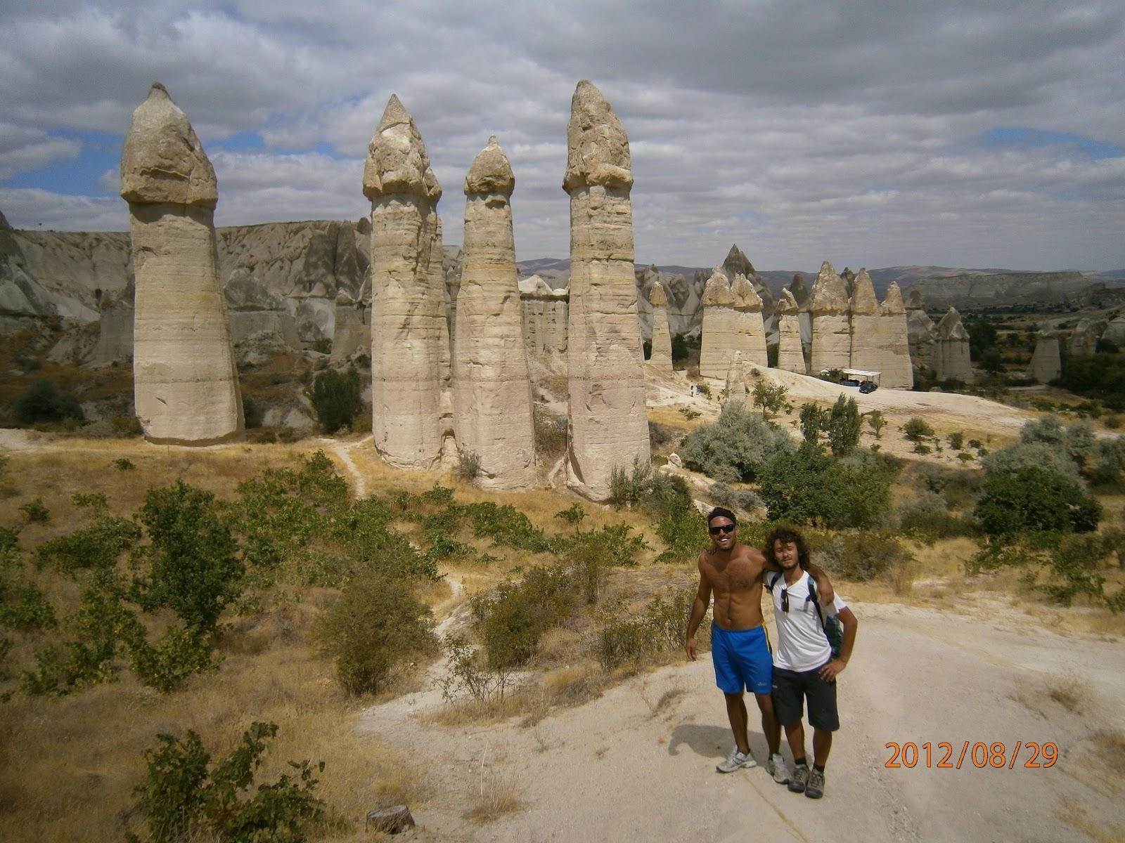 Asia viaggio di sola andata goreme cappadocia for Piani di casa del fienile a una sola storia