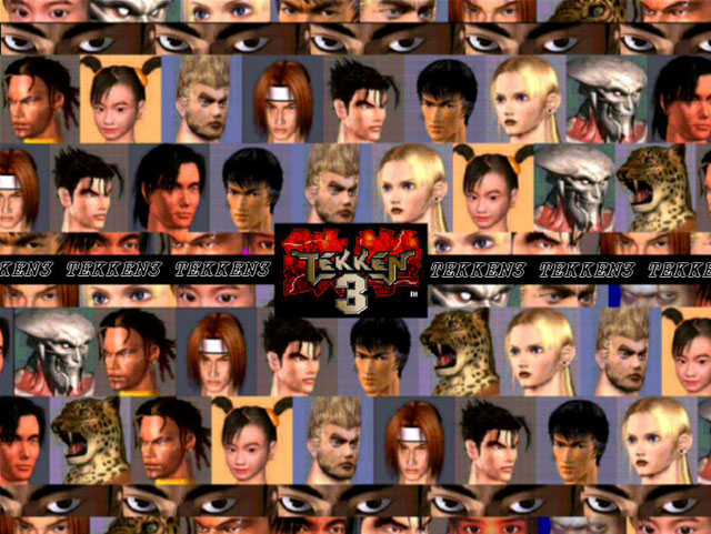 Free Download Tekken 3 Game For PC