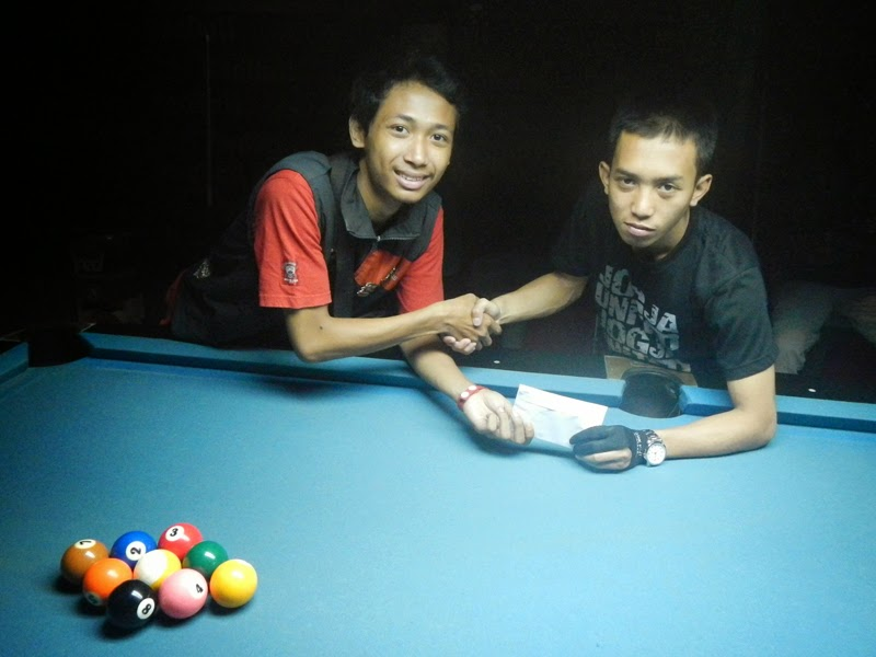 Stabil 9-Ball Tournament 2014 - Champion