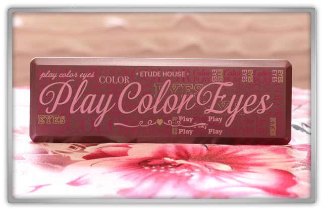 Jolse Order #13 Etude House Clearance sale Haul Review 2015 beauty blogger Etude House Play Color Eyes #1 So Hot Play