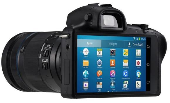 كاميرا  Galaxy NX
