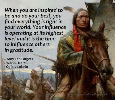 native american spirituality, native american quotes, quote on success, gratitude,