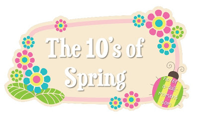 The 10's of Spring Blog Link Up