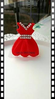 keçe kına elbisesi