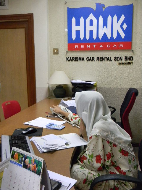 Hawk Car Rental Kota Bharu