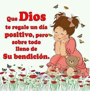 Mensajes positivos de Dios para compartir