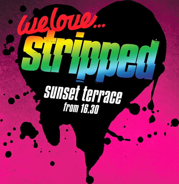 We Love Space Ibiza Stripped