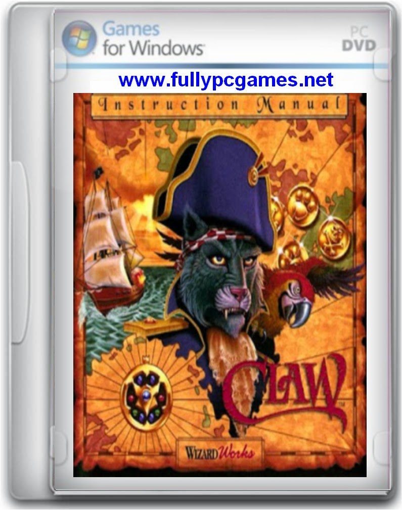 Free Download Captain Claw Game Portable PC
