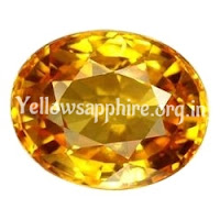 Yellow Sapphire Gemstone - Yellowsapphire.org.in