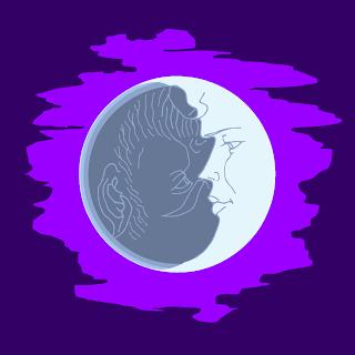 Moon Fantasy Free Clipart