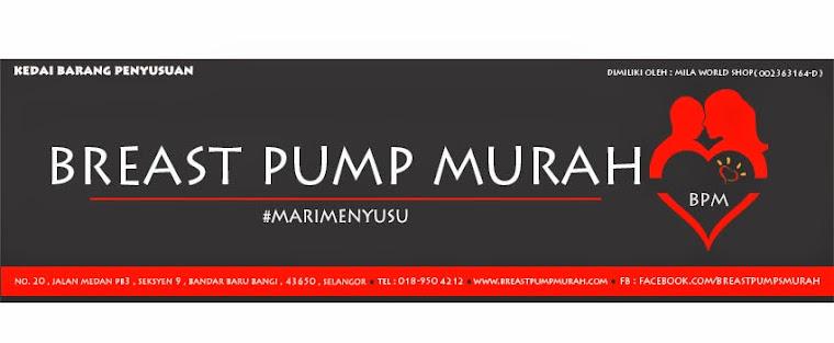 Breast Pump Murah