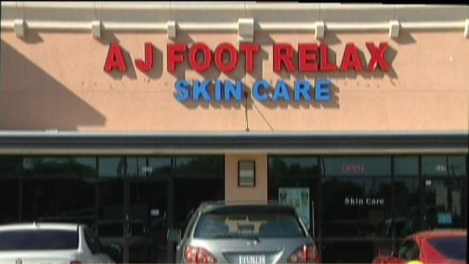 AJ Foot Relax & Skin Care