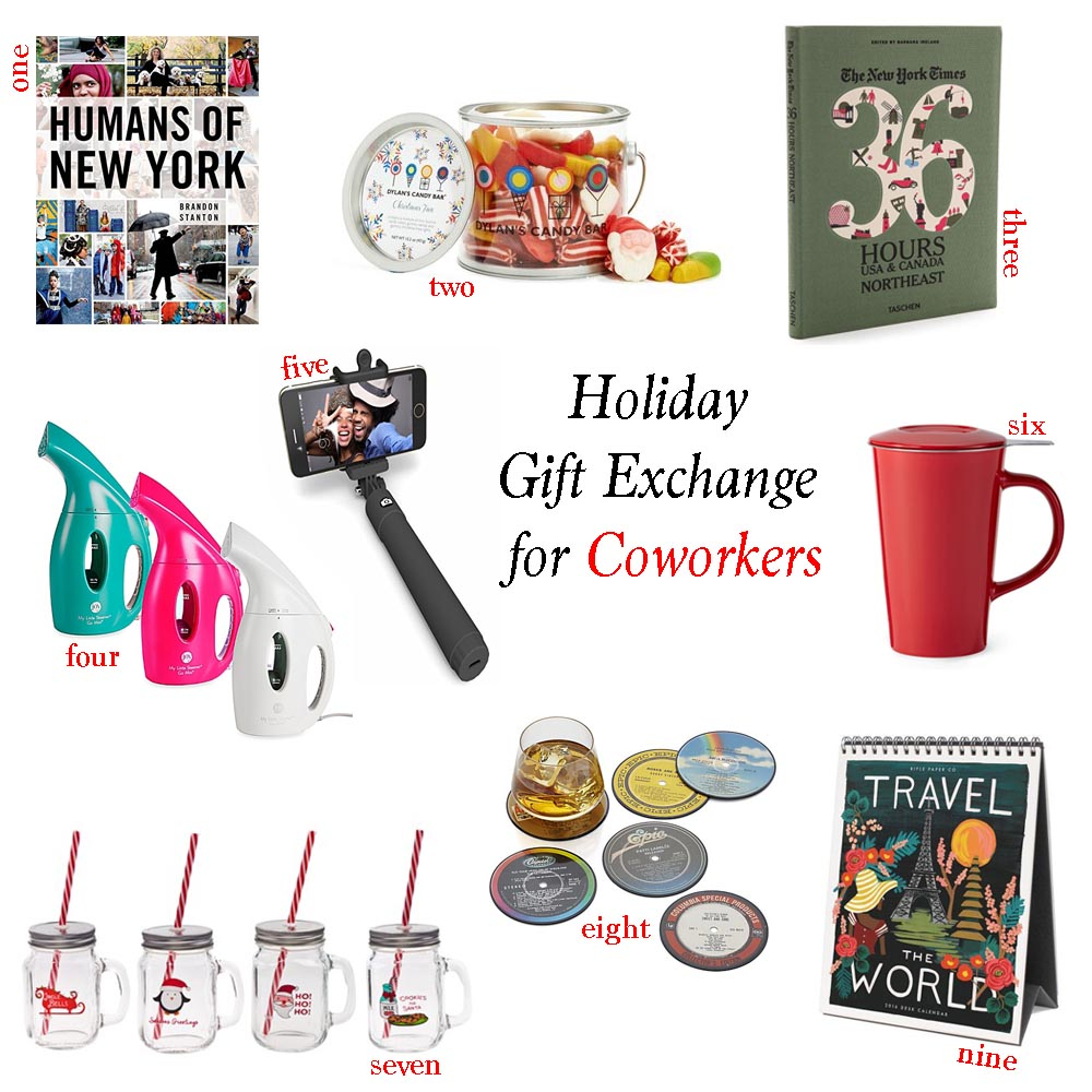 Holiday Gift Exchange for Coworkers, White Elephant Gift Ideas, Holiday  Gifts under $20,