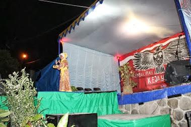 hut RI ke-68 & halal bihalal
