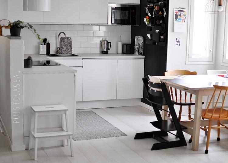 PUISTOLASSA MEIDÄN IKEAT = TÄYSI KOTIKIERROS