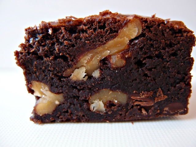 Milk and Honey: One-Pan Toasted Walnut and Chocolate Chip Brownies