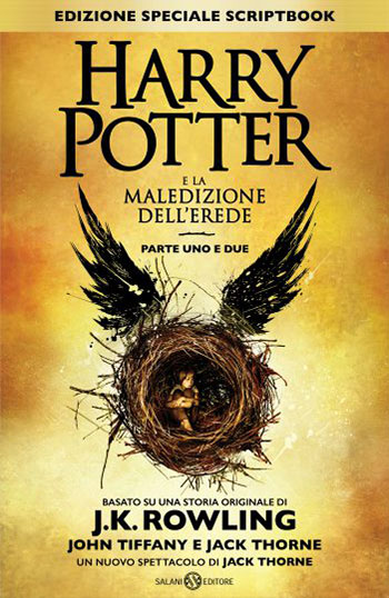 Anteprima Harry Potter e la maledizione dell'erede
