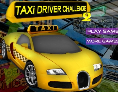 Game Online Taxi Driver Challenge 2