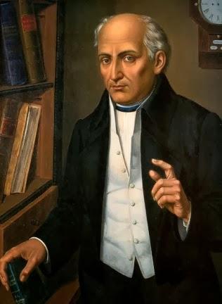 """Miguel Hidalgo y Costilla considerado en su país como el """"Padre de la Patria"""""""