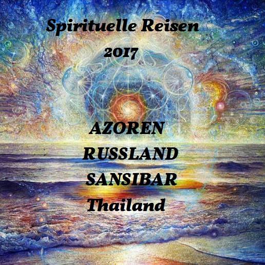 Spirituelle Reisen 2017