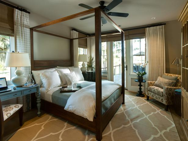 about the master suite bedroom