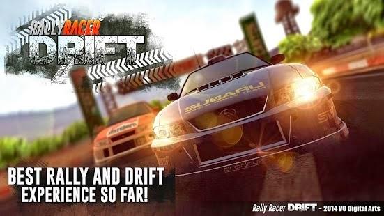 Rally Racer Drift v1.54 APK MOD