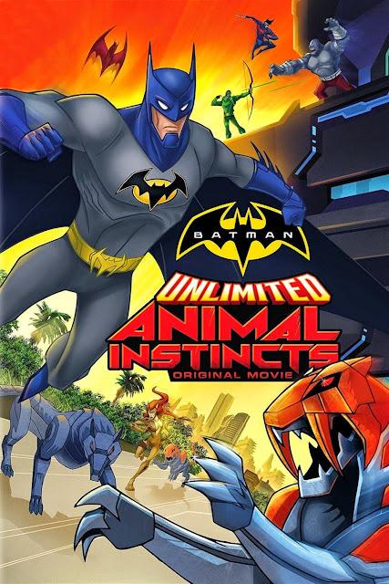 Bản Năng Thú Tính - Batman Unlimited Animal Instincts
