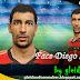 PES 2015: Face Diego Souza - Sport Recife