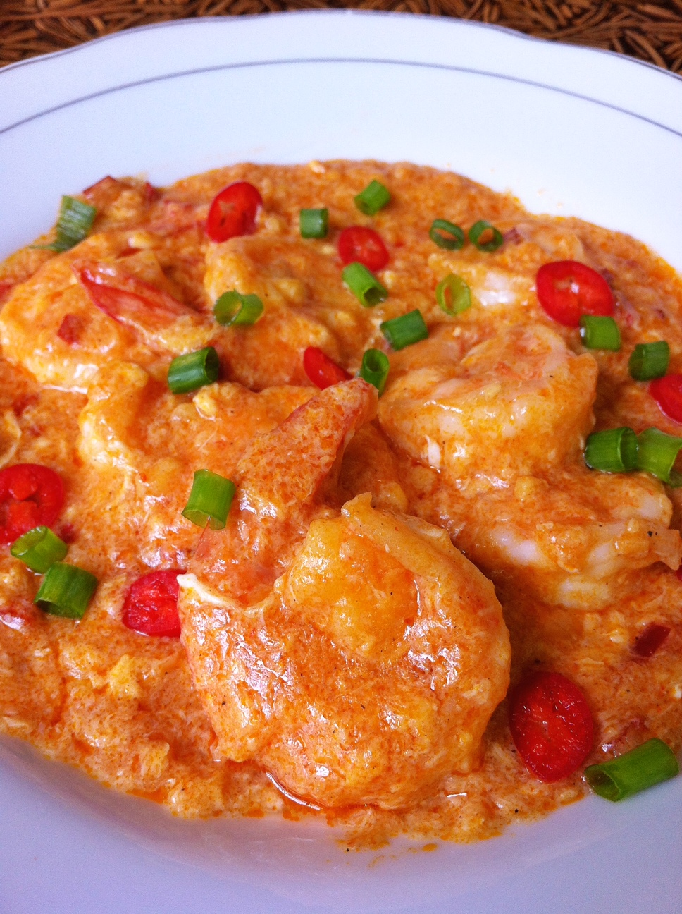 Singapore Chili Prawns Recipes — Dishmaps