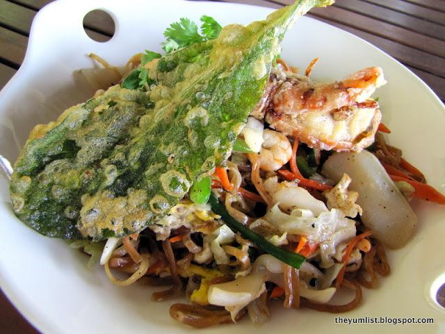 Gaya Island Resort, Sabah, food, cuisine, best dishes