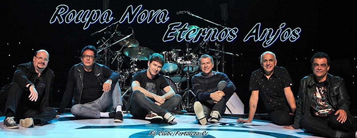 Fã Clube Roupa Nova Eternos Anjos