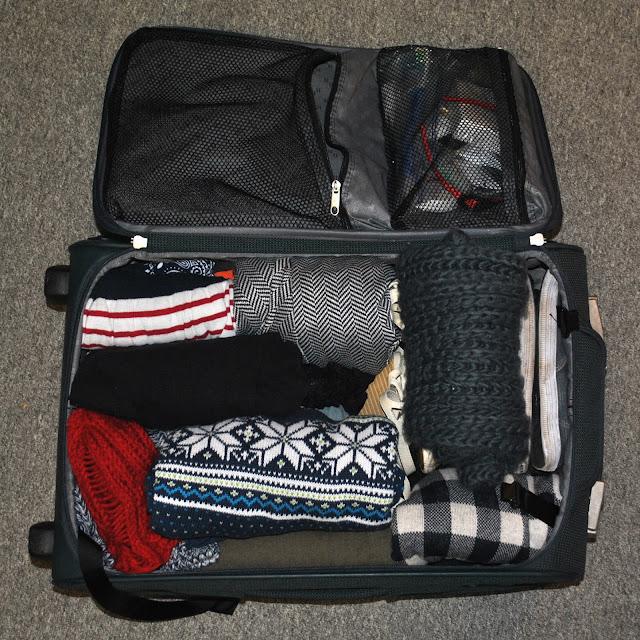 Flashback Summer:  Travel Week- Vintage Lite Packing