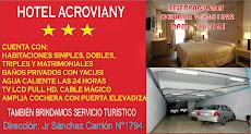 HOTEL ACROVIANY