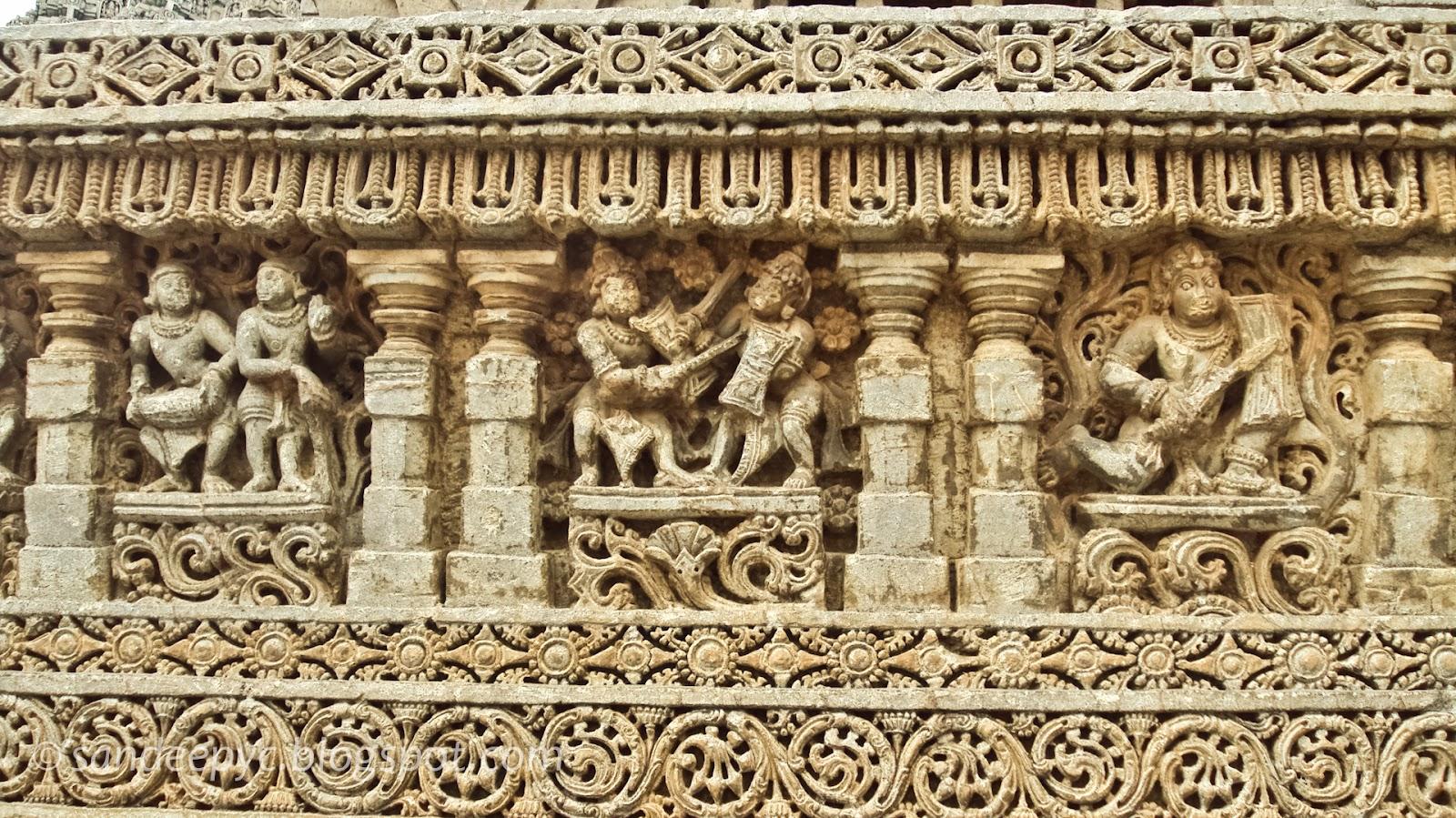 Karnataka travelogue blended with photologue