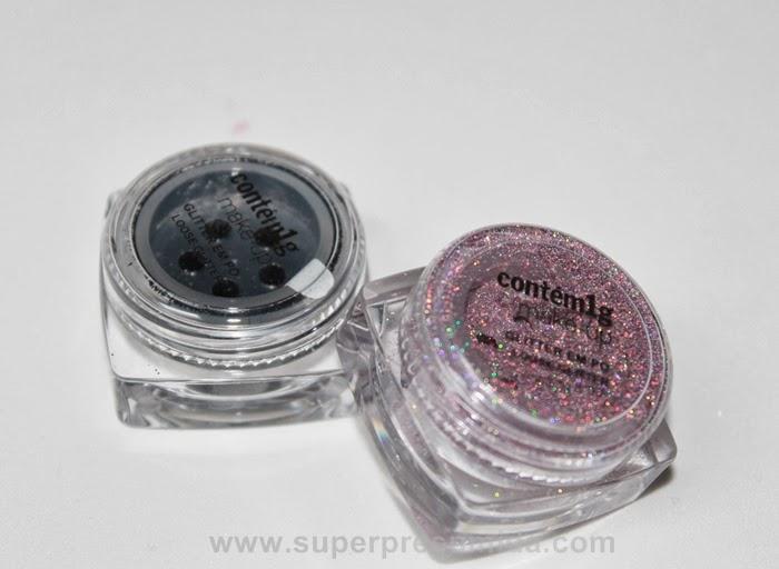glitter , glitter contém 1 grama , glitter lilas , glitter preto , resenha glitter