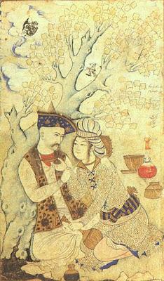 Sex in Art Shah Abbas